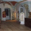 Muzeum parafialne - loża zachodnia